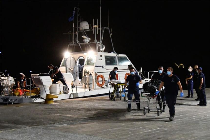 Otvorena istraga zbog pada aviona u Grčkoj