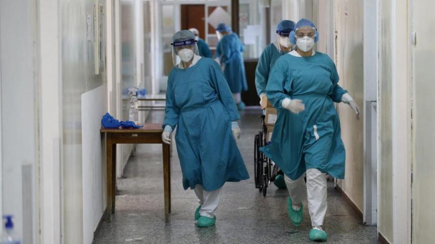 Први смо у Европи по смртности од вируса корона
