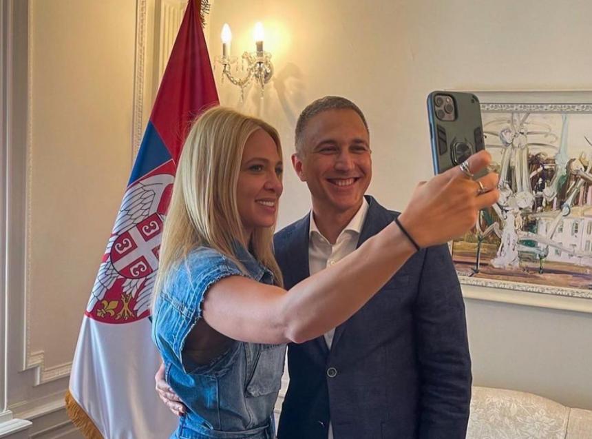Милици Тодоровић испунио се сан да буде војник на један дан (ВИДЕО)