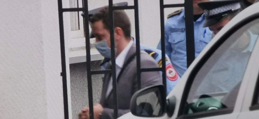 Sud: Zeljkoviću i ostalima određen pritvor (VIDEO)
