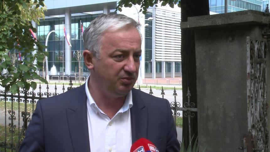 PDP neće učestvovati u donošenju odluka u Parlamentu BiH