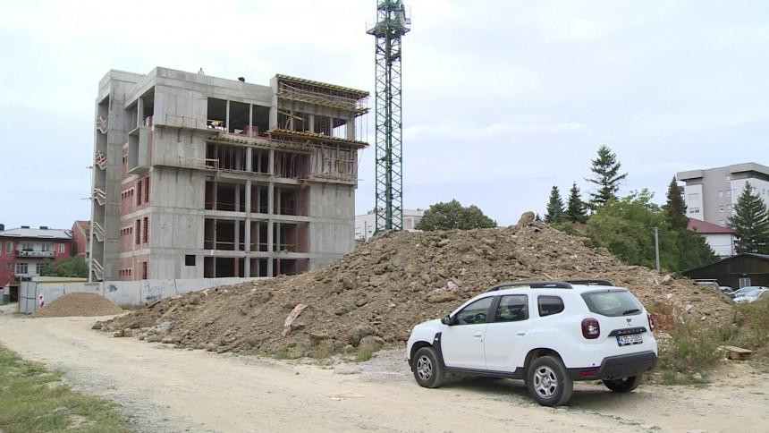 Поскупљује нова зграда Уставног суда Српске