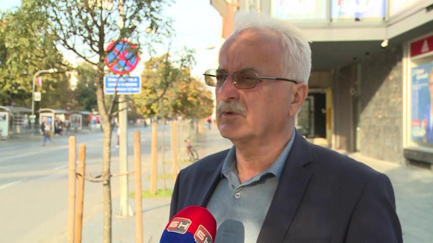Đokić: Kličković je penzioner sa malom penzijom