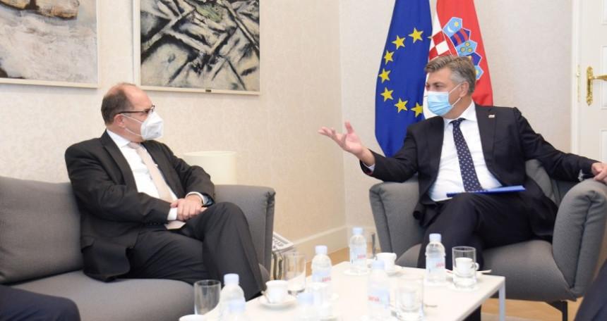Izborne reforme u BiH jedna od tema sastanka u Zagrebu
