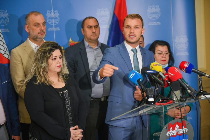 Станивуковић: Вријеме је за јединство опозиције