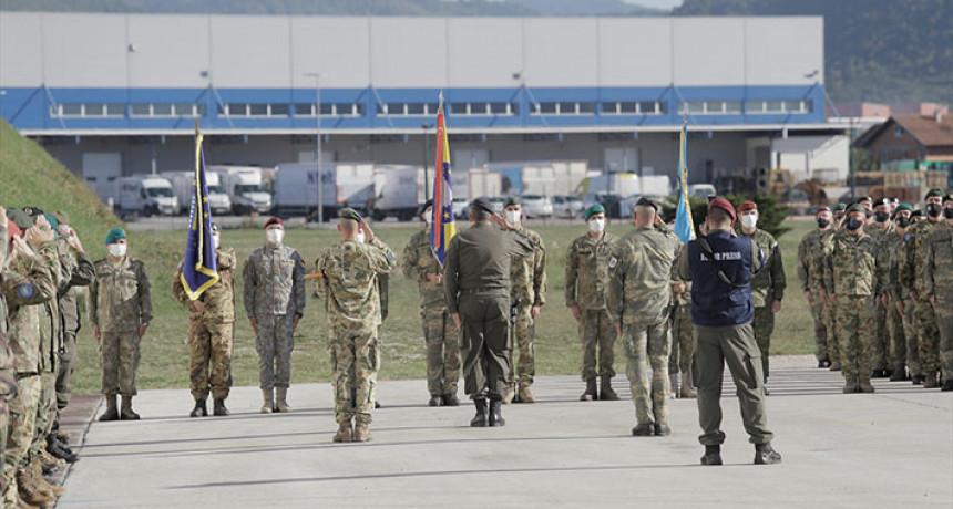 Vježba EUFOR-a: Stigle rezervne snage van BiH