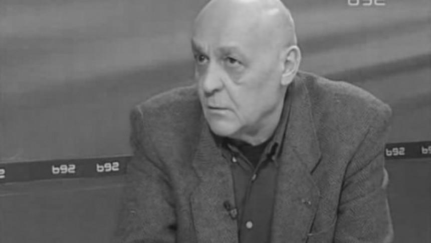 """Preminuo novinar Miloš Vasić, osnivač nedeljnika """"Vreme"""""""