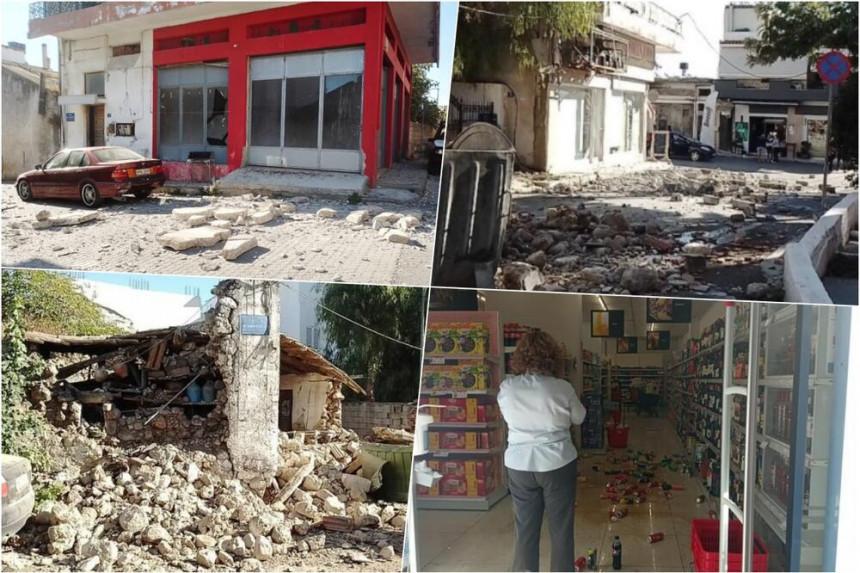 Grčka: Poginula jedna osoba, devet povrijeđeno