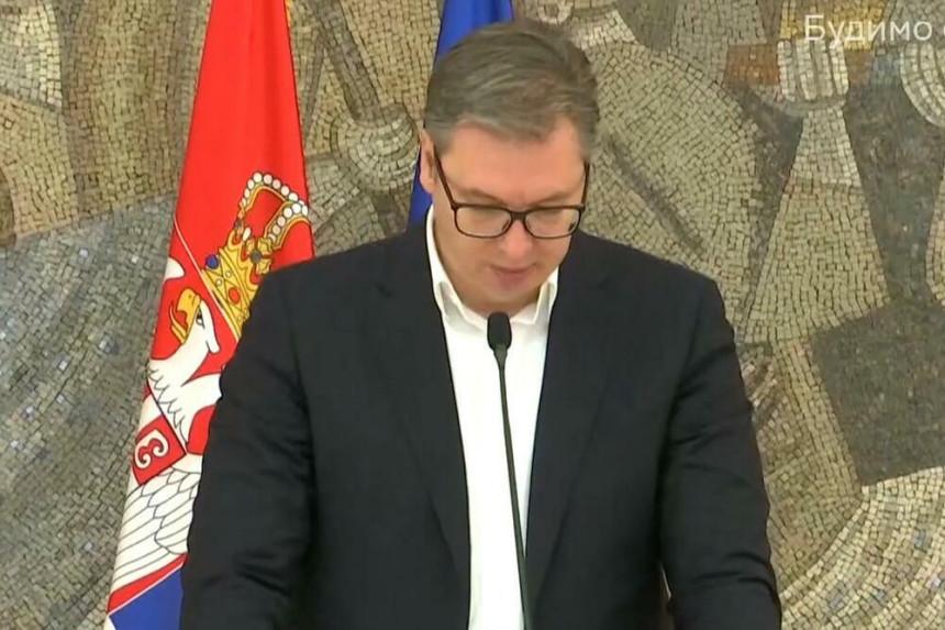 Ambasadori Kvinte kod Vučića, ima li novog prijedloga?