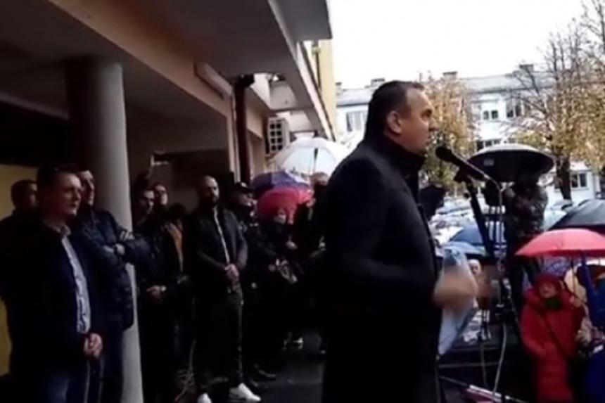Prijedor: Dalibor Pavlović zvanično podnio ostavku