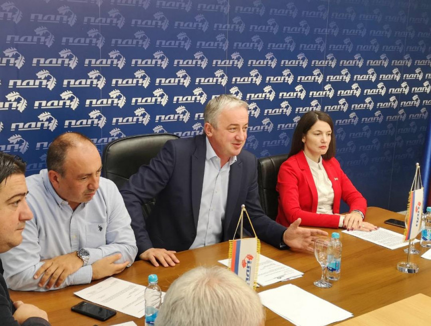 PDP neće podržati odluke koje dovode do ugrožavanja Republike Srpske