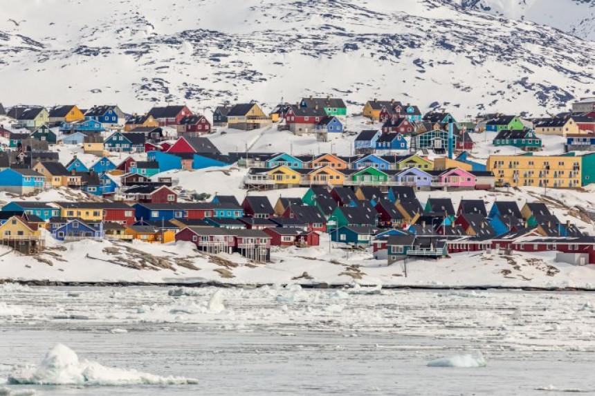 Američka žudnja: Grenland - kako je tamo na ledu?